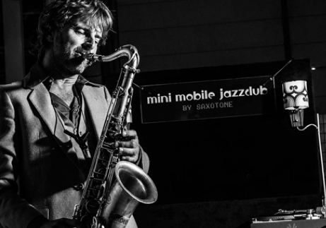 Mini Mobile Jazzclub