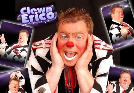 Clown Erico