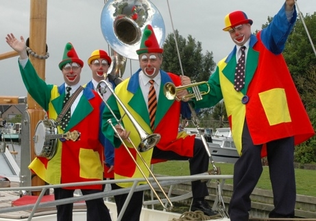 Clowns Looporkest