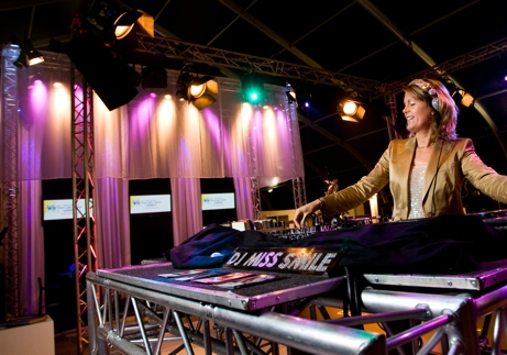 Female DJ's
