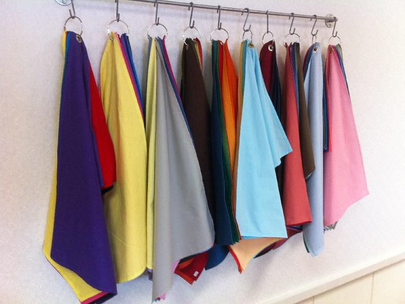 Kleuranalyse - Koele kleuren warme kleuren ...
