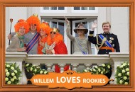Rookies BV | Willem loves Rookies