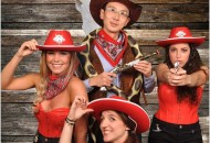 Country en Western fotoshoot